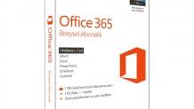 MS Office 365 Bireysel Türkçe Kutu 1 Yıl